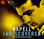 Kapell Rediscovered (CD, Sep-2008, 2 Discs, RCA Red Seal)