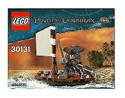 Lego Pirates of the Caribbean Jack Sparrow/'s bateau 30131 polybag Entièrement neuf sous emballage