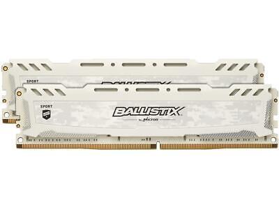 Desktop Memory Ballistix Sport LT 16GB 288-Pin DDR4 SDRAM DDR4 2400 PC4 19200