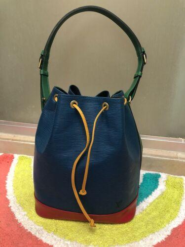 Louis Vuitton Epi Leather Noe GM bag vintage 1990s