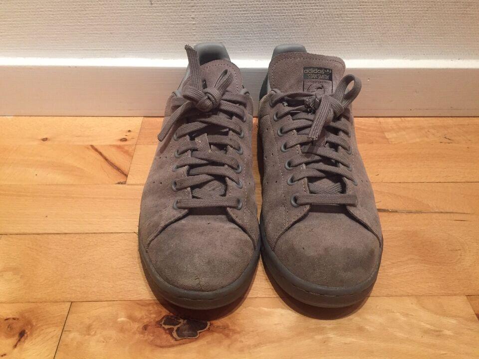 Sneakers, str. 39,5, Adidas Stan – dba.dk – Køb og Salg af