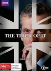 The Thick Of It : Series 1-4 (DVD, 2013, 8-Disc Set)