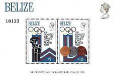 Belize 1979 Mi BL 12 ** Olimpiada Olympiade Olympics Sport