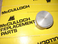 Old Stock Mcculloch Mc 10 Kart Super 250 380 640 Chainsaw Piston .030 Over