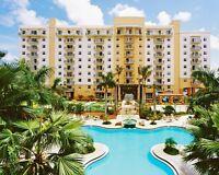 WYNDHAM PALM AIRE Pompano Beach Florida FL Vacation Timeshare Resort Rental