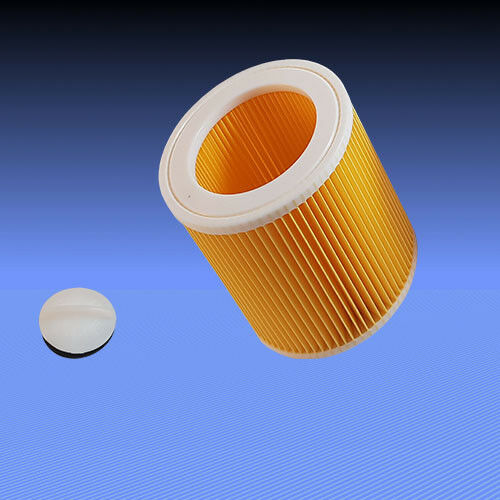 1 CARTUCCE FILTRO circa FILTRO lamelle filtro adatto per Kärcher a 2204
