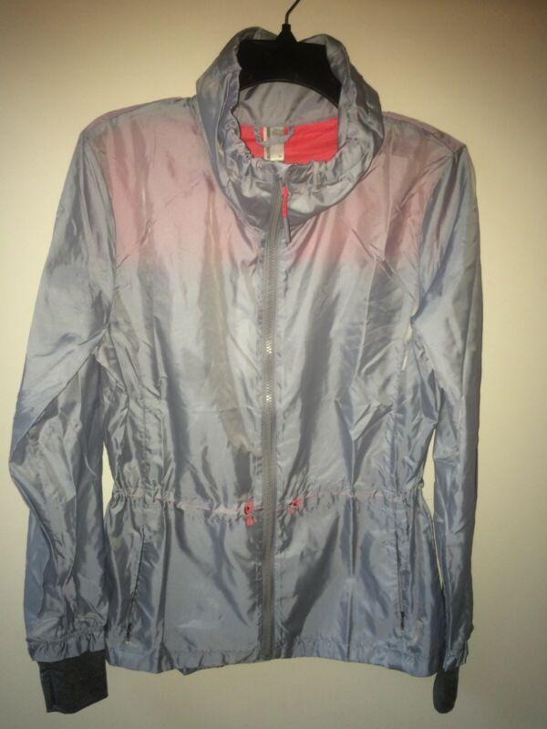 Impartial Women's Mondetta Performance Full Zip Jacket Silver Small S Hot Sale 50-70% OFF
