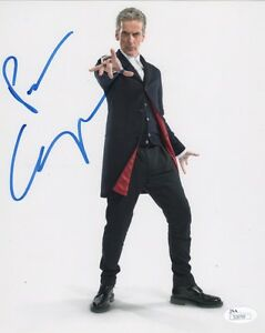 Peter-Capaldi-Doctor-Who-Autographed-Signed-8x10-Photo-JSA-COA-14