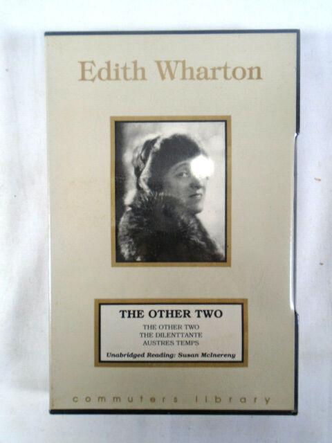Edith Wharton Audio Cassette *SEALED* Unabridged 2 Cassettes