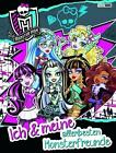 Monster High Freundebuch (2015, Kunststoffeinband)