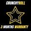 CRUNCHYROLL-ACCOUNT-PREMIUM-3-MONTHS-WARRANTY miniatuur 1