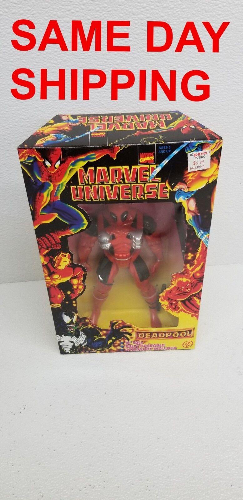 1997 MARVEL UNIVERSE DEADPOOL  48696 ITEM S5