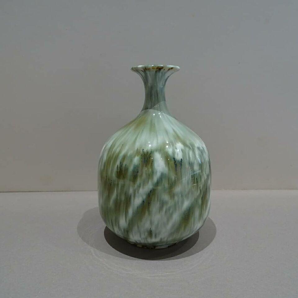 Keramik, Stig Göransson vase, Höganäs
