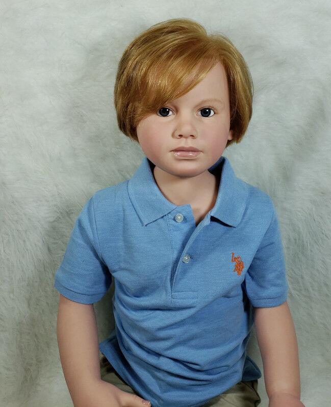Bonnies Bebés Personalizado Reborn Gabriella o Angelica 42 in (approx. 106.68 cm) Niño O Niña