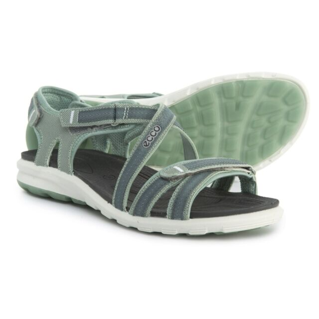 competitive price 62ccb ad195 New Women`s ECCO Cruise Baja Sandals 841553