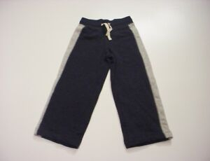 ca3a6ccf4b Basic Editions Boys Open Leg Side Stripe Fleece Pants Size 4-5 XS, 8 ...