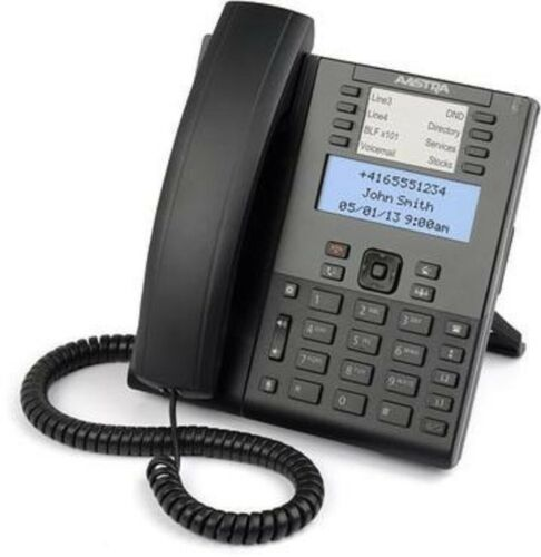 Aastra Mitel 6865i 9 Line VoIP SIP Display Business PoE Phone ~ Sealed #2 New