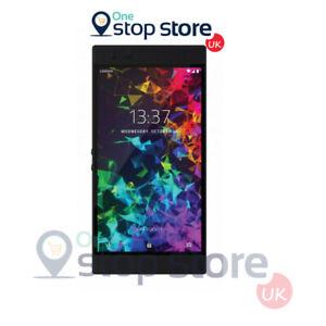 """Razer Téléphone 2 64 Go Noir 5.7"""" 8 Go RAM 12MP Débloqué Android NFC Smartphone"""