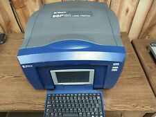 Brady Bbp85 Industrial Label And Sign Printer Thermal Transfer 4 10 Wide