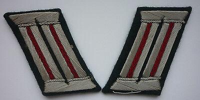 Kragenspiegel, für Offiziere der Artillerie, Deutschen Wehrmacht