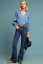 MCGUIRE-DENIM-Majorelle-Mid-Rise-Distressed-Flare-Jeans-Faded-Blue-25-228-43 thumbnail 1