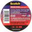 6165-BA-10 Scotch 2242 Electrical Splicing Tape 3//4 in x 15 ft x 0.030 in
