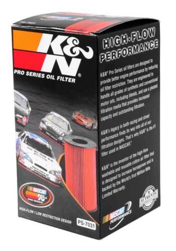 kn automotive filtres à huile PS-7031 k/&n filtre à huile; automotive-pro-series