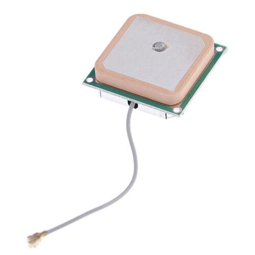 GPS antenna 28db high gain 5cm Line length Active builtin ceramic antenna FEHKHC