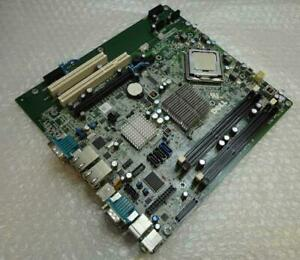 Genuine Dell 0TNXNR TNXNR Socket LGA 775 Motherboard with Backplate