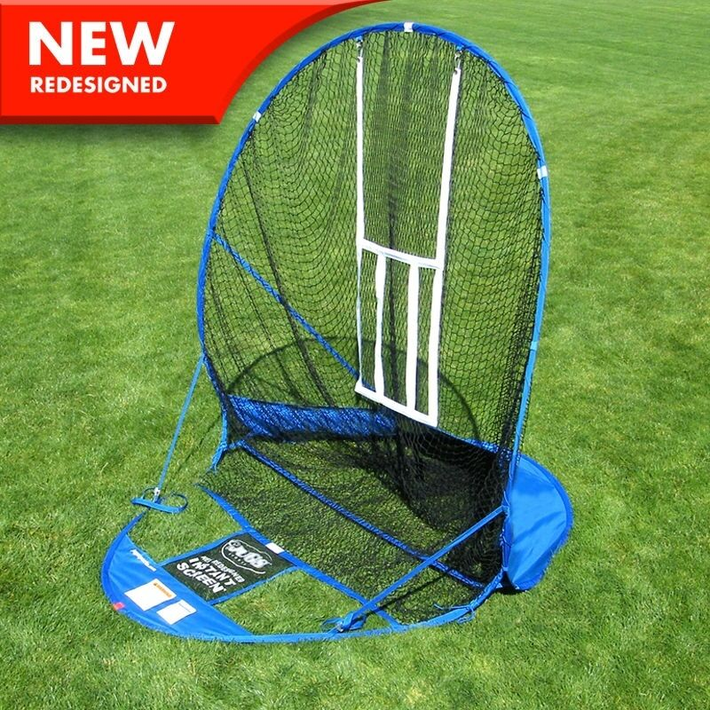 Jugs Instant Screen Net NEW Redesigned Baseball Softball Hitting