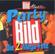 Bild-Party-Die 2. Mega-Fete (2000) Wolfgang Petry, Tom Jones & Mousse T.. [2 CD]