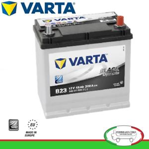 Batteria-Avviamento-Batteria-Varta-45Ah-12V-Black-Dynamic-B23-545-077-030