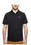 NEW-Fila-Men-s-Short-Sleeve-Polo-Shirt miniatura 2