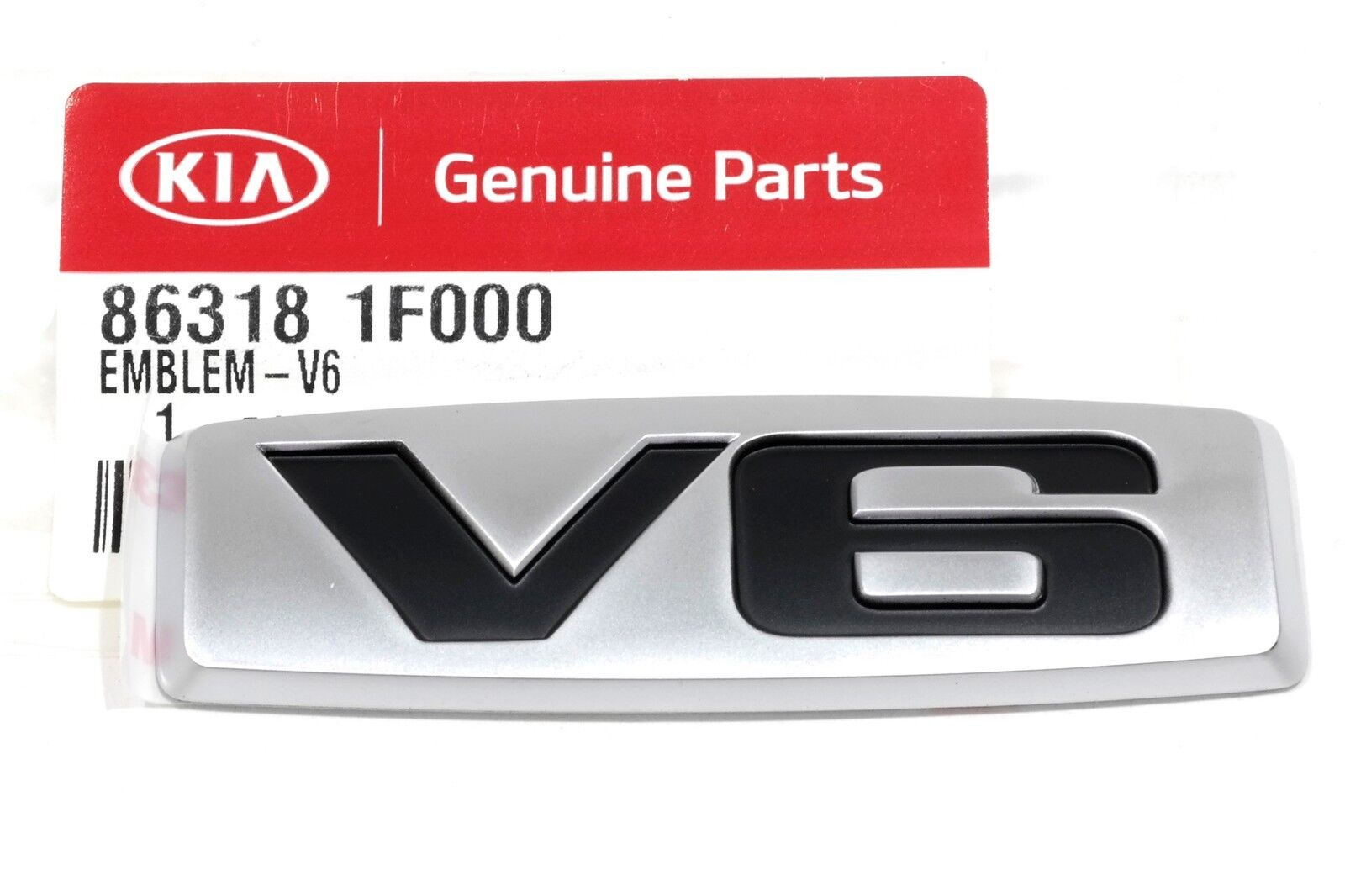 Kia Genuine 86318-1F000 Emblem