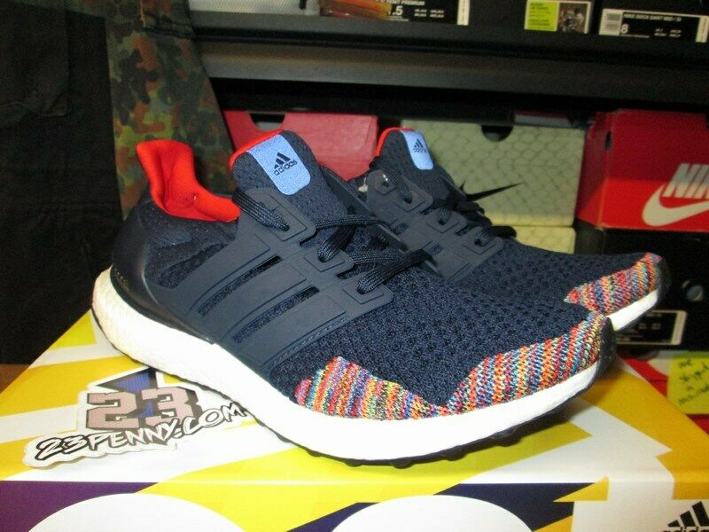 sports shoes 3ea73 6b749 SALE ADIDAS ULTRA BOOST ULTRABOOST LTD MULTICOLOR NAVY NEW MENS BB7801  nrjsdi4960-Athletic Shoes