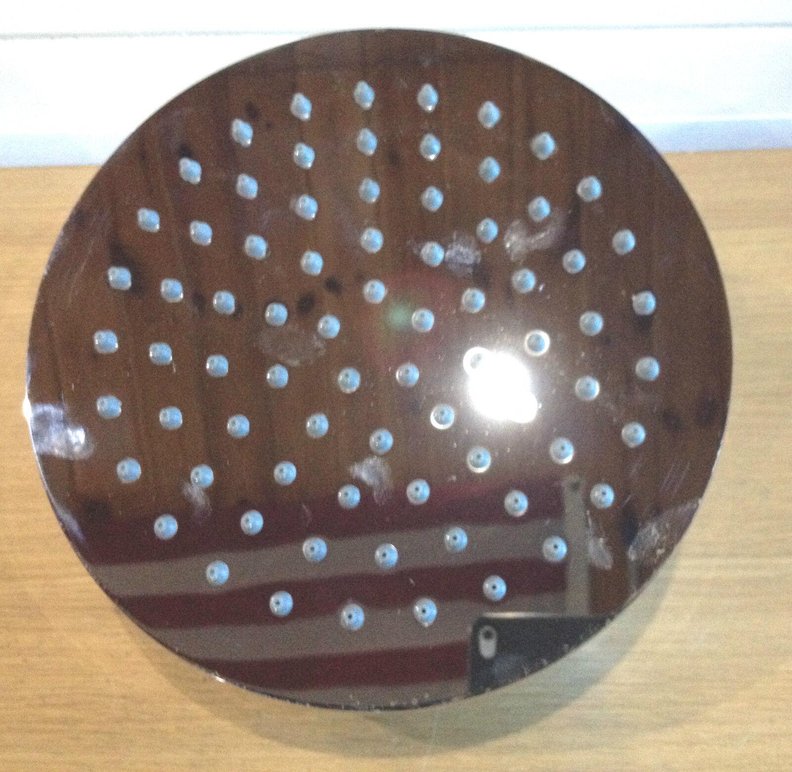 200 mm diámetro fijo ducha cabeza por Hudson Reed cabeza en Suite de baño de 85