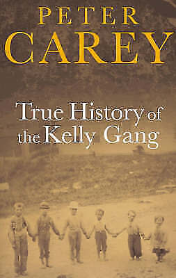 1 of 1 - True History of the Kelly Gang,Peter Carey,New Book mon0000092393