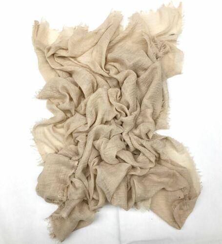 NUOVO stile Crinkle Sciarpa Hijab Plain MAXI burqa crimpare Sciarpe Scialle Ruffle