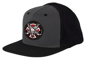 Independent x Thrasher Snapback Cap Pentagram CROSS