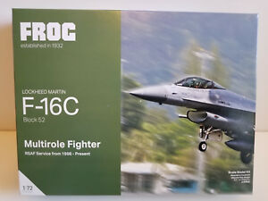 1-72-FROG-Models-F-16C-Fighter-RSAF-Royal-Singapore-Air-Force-Block-52-NEW