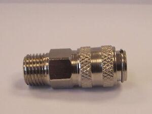 Wassereinspeisung-Mini-Bohren-Rectus-Typ-21-Schnelle-Montage-Anschluss-1-4-Male