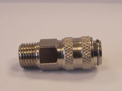 Jeu de connecteurs rapides avec queue de tuyau de 8 mm utilis/é sur les syst/èmes de poteaux aliment/és en eau Rectus 21 Type