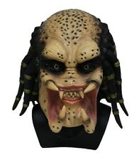 Alien vs Predator Adult One Size Mens Halloween Mask Space, Scary, Harror