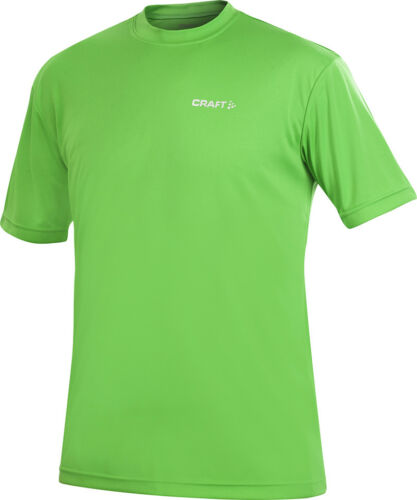 Craft  Mens Lightweight Active Sports T-shirt Breathable Soft Touch Training Top