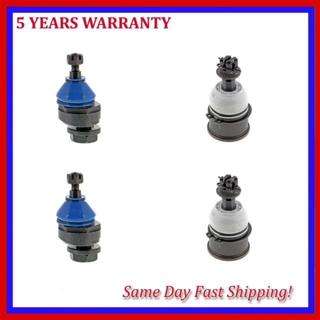 4Pcs Suspension Ball Joint Fits 1997-2001 Acura Integra