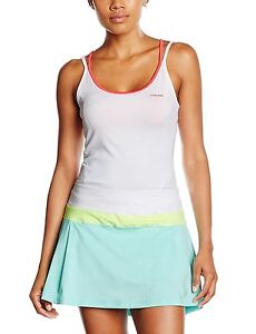 Head WTA Tour Pro Women039s Performance Tennis Tank   RRP 35 - <span itemprop='availableAtOrFrom'>Brighton, Sussex, United Kingdom</span> - Head WTA Tour Pro Women039s Performance Tennis Tank   RRP 35 - Brighton, Sussex, United Kingdom