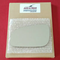 Mirror Glass + Adhesive Volvo S80 S60 Driver Left Side Fast Shipping