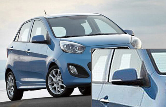 Left Right Side Mirror Signal Lamp 2p For 2011-2015 Kia Picanto : Morning