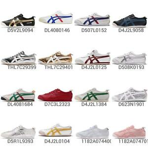 quality design 25ae1 1396e Details about Asics Onitsuka Tiger Mexico 66 Men Women Vintage Running  Shoes Sneakers Pick 1