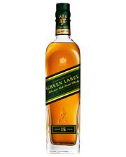 Johnnie Walker Green Label Scotch Whisky 700mL bottle
